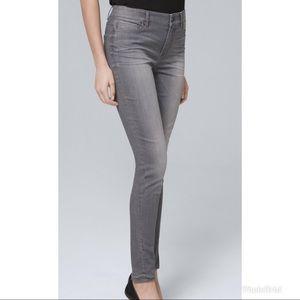 White House Black Market Skinny Jeans, size 0